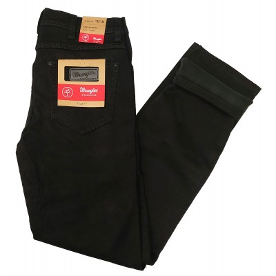 Wrangler зима black